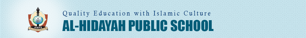 AL HIDAYAH PUBLIC SCHOOL